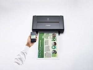 PIXUS Printを使ってスマホからプリント